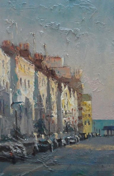 Robby Bridge - Waterloo Street, Hove, England