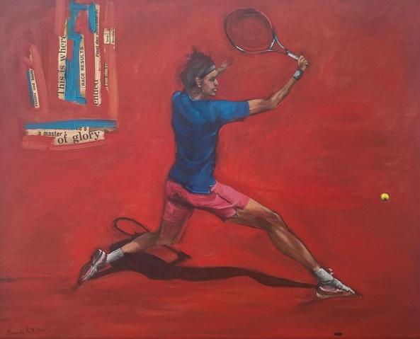 Romuald Mulk Musiolik - Tennis 2