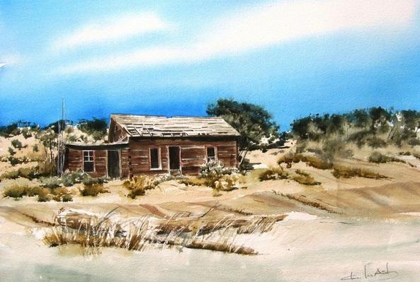 CHARLES ASH - Colorado Homestead