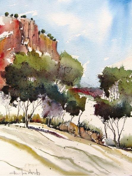 CHARLES ASH - Waldo Canyon
