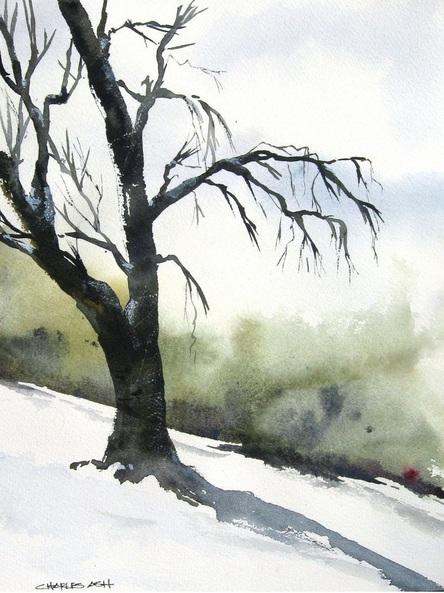 CHARLES ASH - Winter
