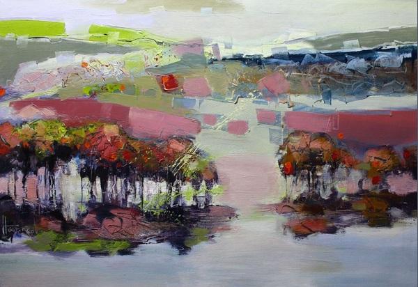 Henadzy Havartsou - Apple blossom