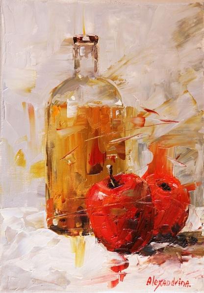 Irina Alexandrina - Apple Cider