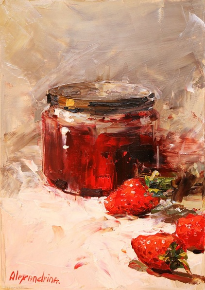 Irina Alexandrina - Strawberry jam