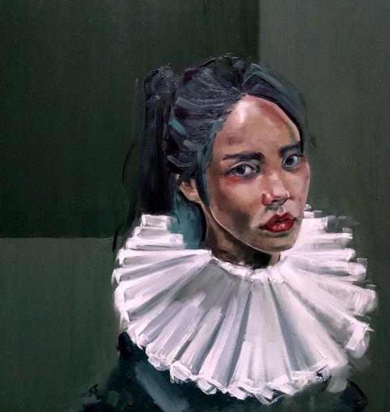 Katerina Kovalova - Portrait 3 Queen