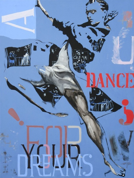 Lesley Taylor - DANCE FOR YOUR DREAMS