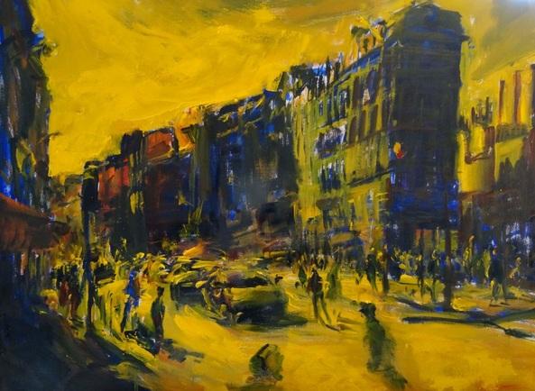 Manuel Leonardi - Faubourg St Antoine 9h45