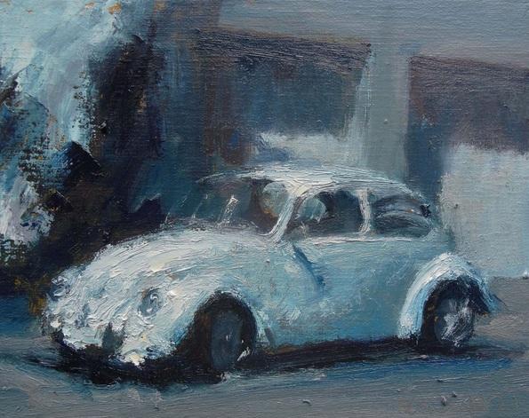 Manuel Leonardi - VW Coccinelle