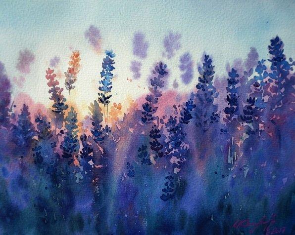 Maria-Smirnova-Lavender-sunset