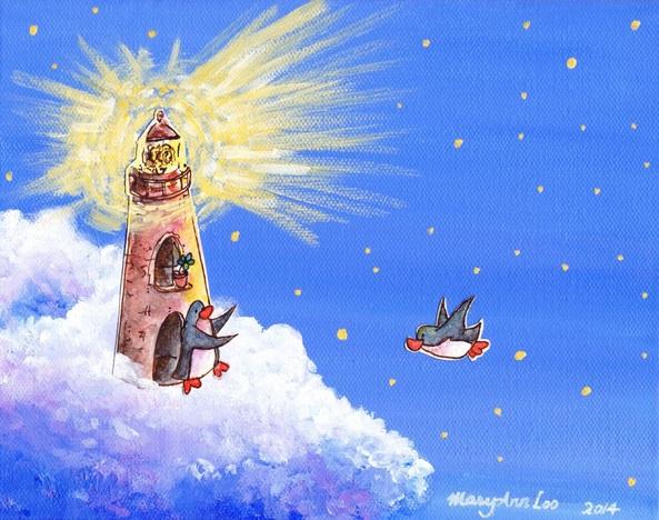 MaryAnn Loo - Lighthouse