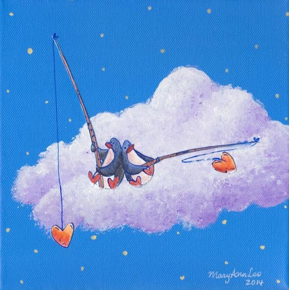 MaryAnn Loo - Nighttime Dream Catchers