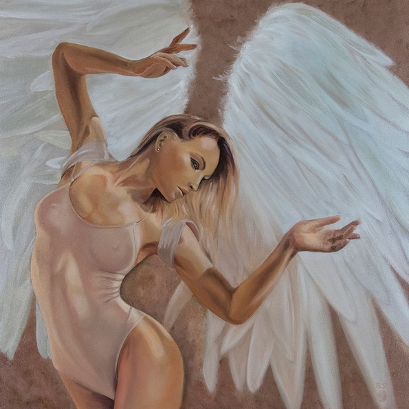 Richard Seekins - Angel Dancer