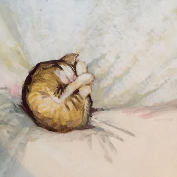 Rod Norman - Gato Durmiente