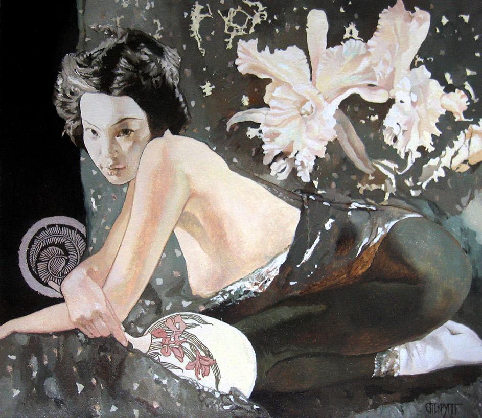 Stanislaw Krupp - The Sutra of the white flower