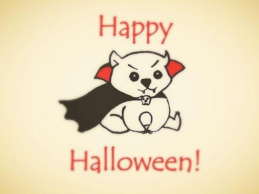 Wombart artblog Halloween fb