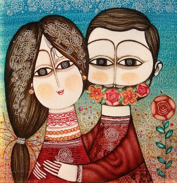 Armen Vahramyan - Couple