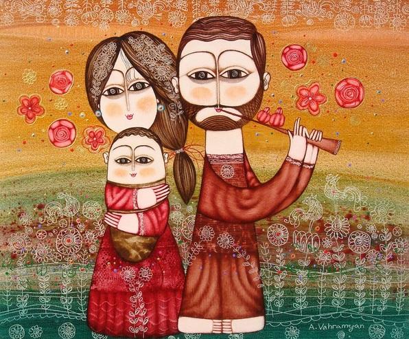 Armen Vahramyan - Family 2