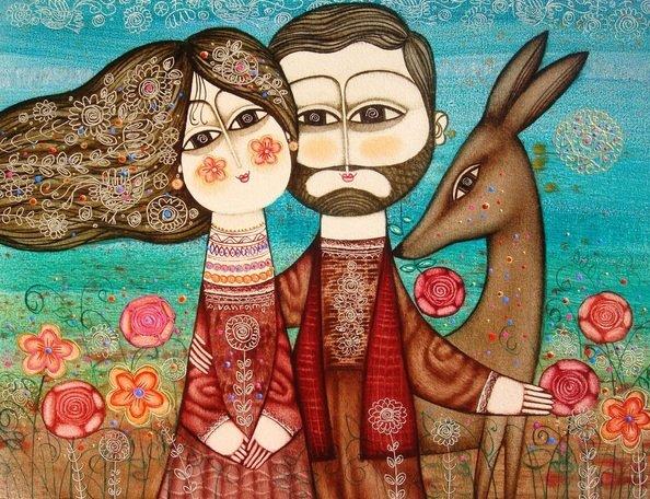 Armen-Vahramyan-Family
