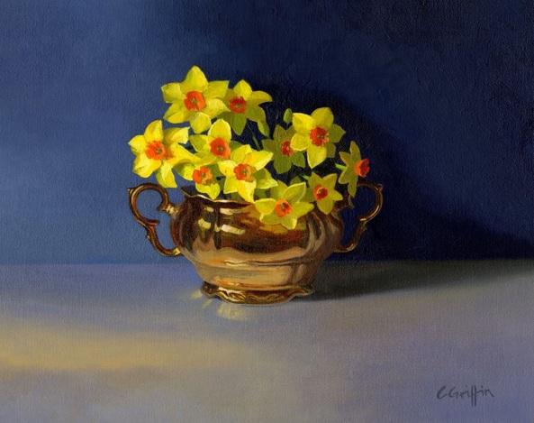 Carole Griffin RBA - Narcissi