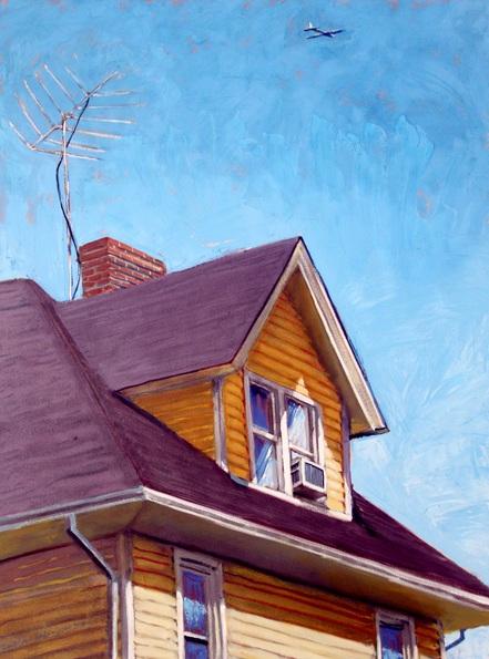 Daniel van Benthuysen - Suburban Sky