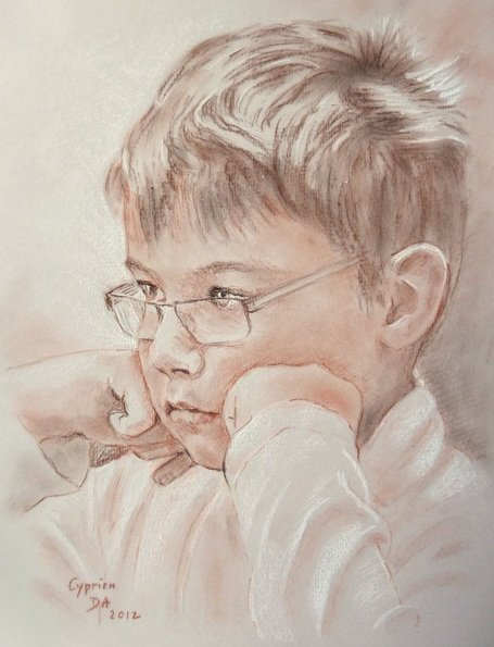 Danielle-ARNAL-Portrait-of-boy