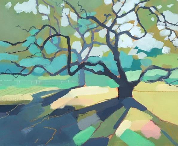Diana Davydova - Old Apple Trees