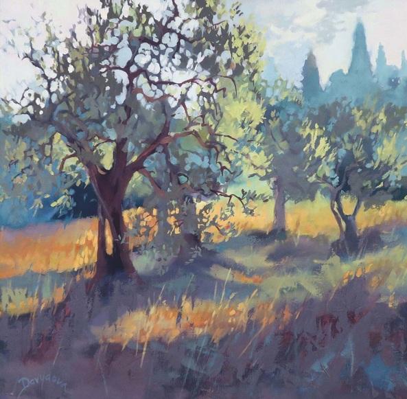 Diana Davydova - Olives