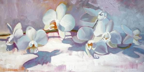 Diana Davydova - Orchids