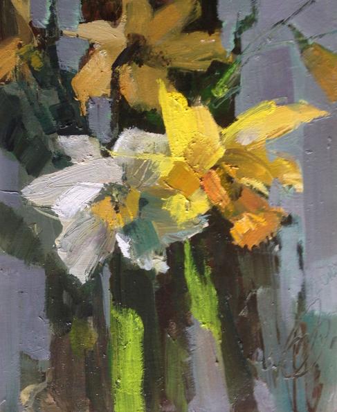 Igor Yuryev - Etude (daffodil)