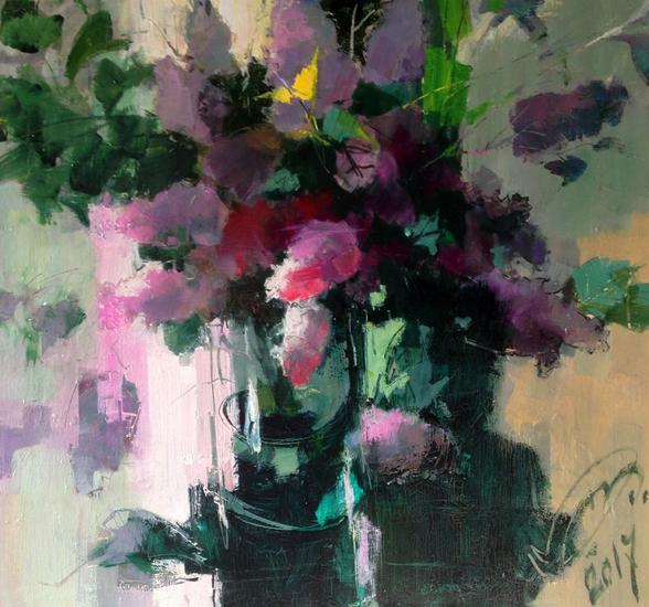 Igor Yuryev - Morning lilac