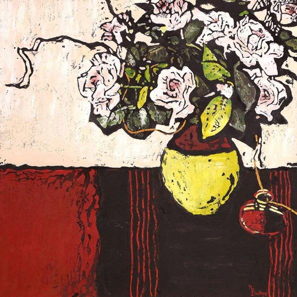 Margaret Battye - Rose Vase