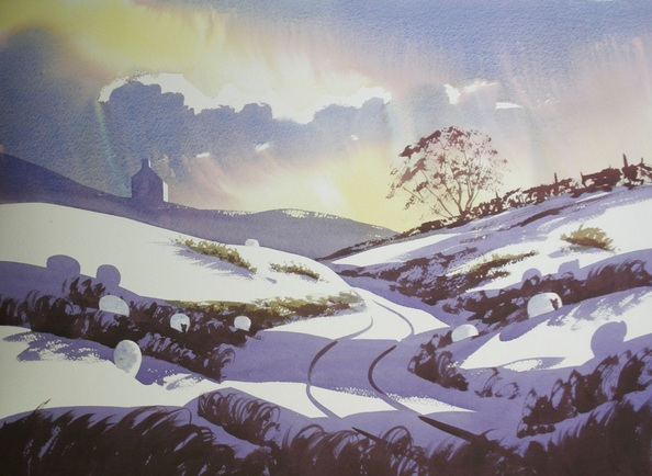 Matthew Forster - Snow Tracks