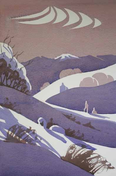 Matthew Forster - Snow Walk
