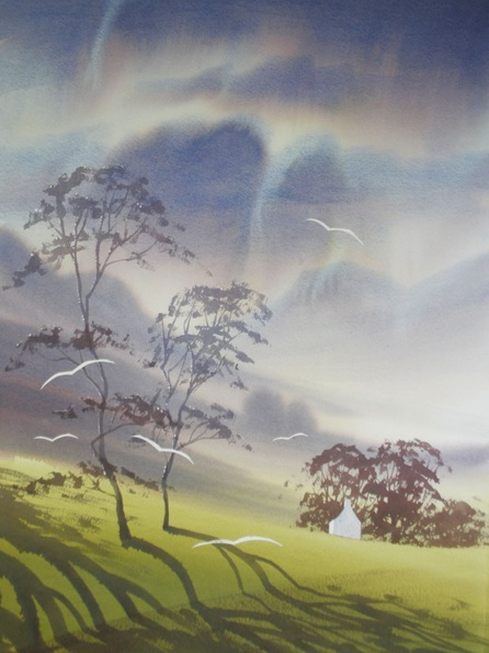 Matthew Forster - Upland Cottage