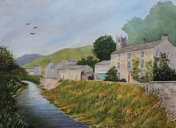 Roger Callow - MUKER IN SWALEDALE