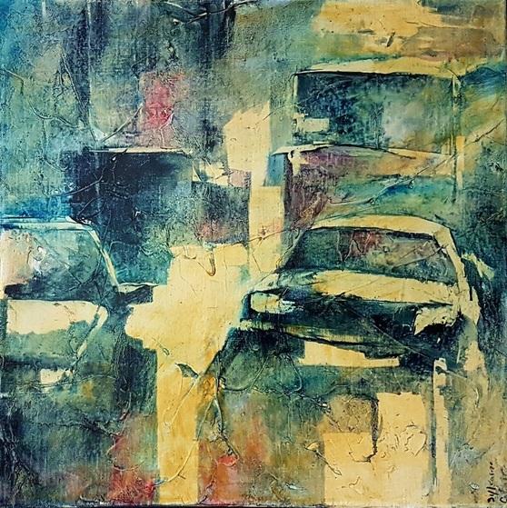 Sylvaine Catoire - Dans la ville 2