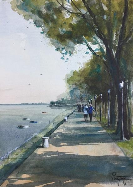 Tyl Destoop - Promenade