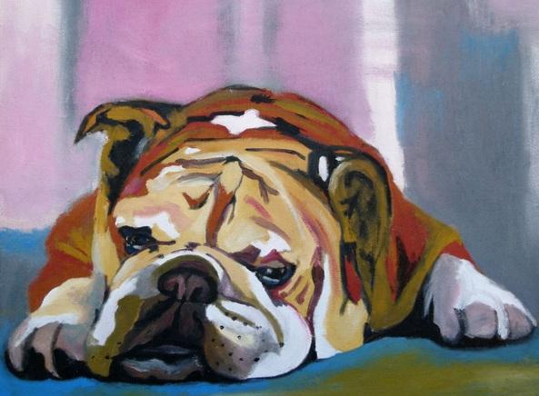 soso kumsiashvili - bulldog (2016)