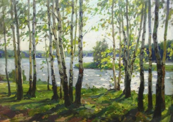 Alex Panov - Birches