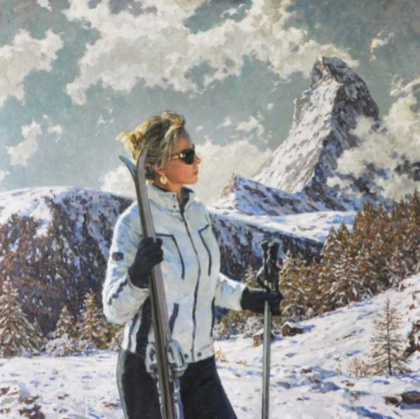 Alex Panov - Matterhorn