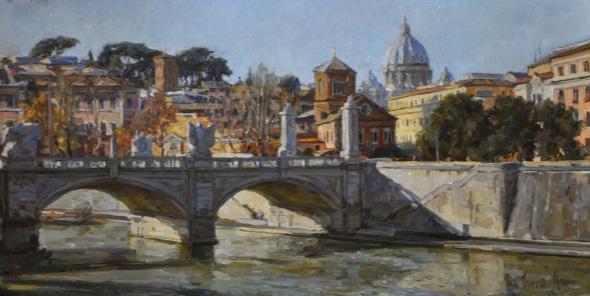 Alex Panov - Rome