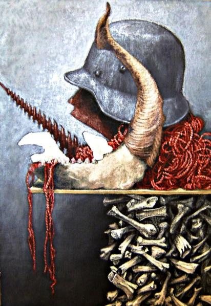 Antonio Mele - La capra carnivora