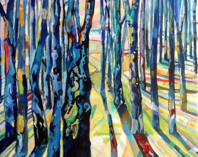 Chris Walker - Abstract Evening