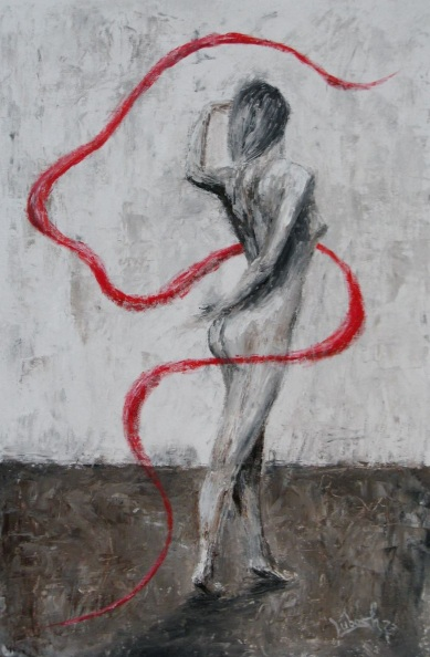 Lubosh Valenta - Czech Girl Dancing Nude