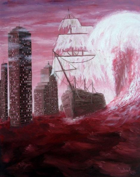 Lubosh Valenta - Flood