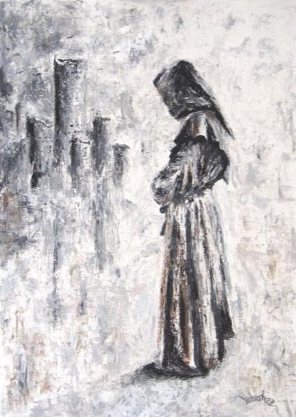 Lubosh Valenta - Monk