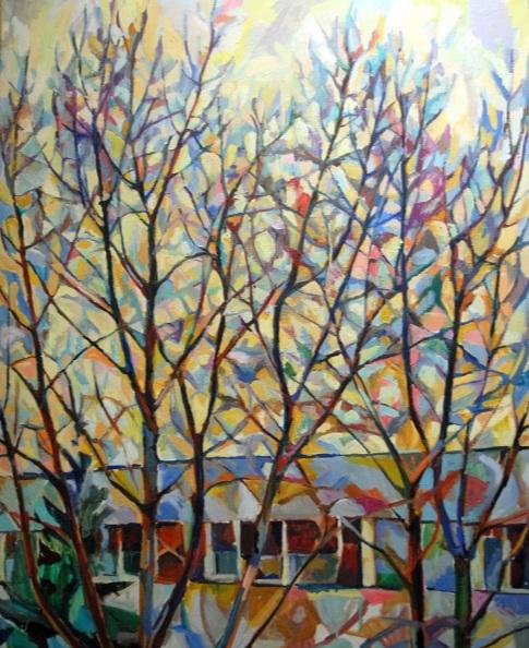 Maja Đokić Mihajlović - The Treetops No. 4