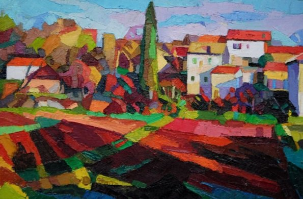 Maja-Dzhokich-Mihajlovich-Landscapes-of-Tuscany