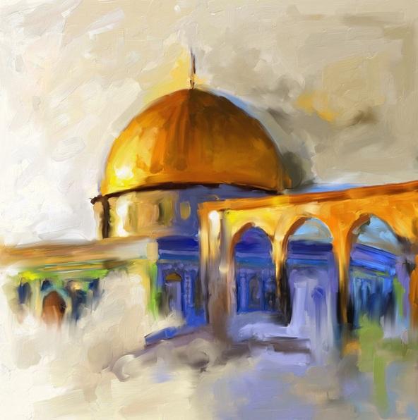 Mawra Tahreem - Masjid Al Aqsa