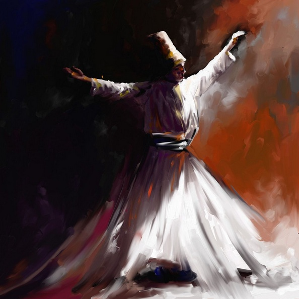 Mawra Tahreem - Sufi Whirl